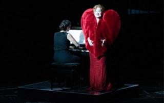Hamburger Menetekel von Ron Zimmering, Schauspielhaus Hamburg 2019
